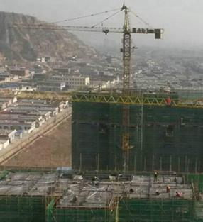 上海建工青岛项目